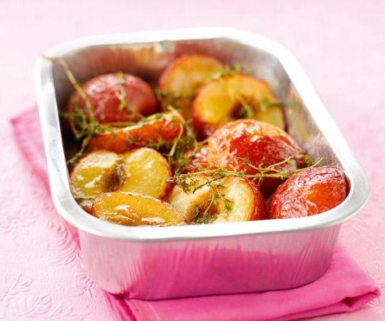 recette légère de fruits d'été